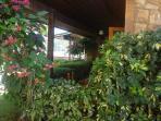 Jardines de la casa