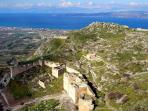 Acrocorinth, an ancient Fortress with Incredible history