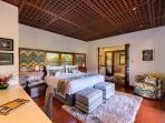 Bedroom One at Villa Windu Sari by Windu Villas