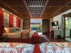 Bedroom Two at Villa Windu Sari by Windu Villas