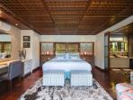 Bedroom Three at Villa Windu Sari by Windu Villas