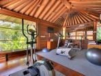 Private Gym at Villa Windu Sari by Windu Villas