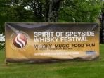 Speyside whisky festival, late April/early May, local taxi firm available - Ace Taxis Mosstodloch