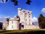 Castillo de Arteaga, a 3 kms. de la casa.