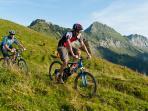 Mountainbike Schwarzsee