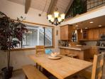 Open Floor Plan Dining