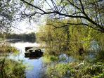 Nature reserve 'Heinis'  close by