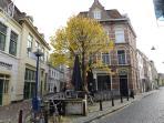 Old city center of Den Bosch