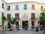 'Palacio Cerveró' in Plaza Cisneros