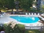One of the 6 pools at the resort