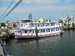 Nearby Mississippi Riverboat Excursions