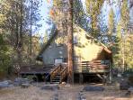 Yosemite's Creekside Birdhouse, wifi, Inside Park!
