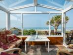 Stunning views from the conservatory,