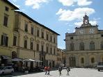 Citta di Castello by day
