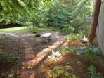 Walk in the gardens.