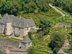 Les jardins de Marqueysac, remarquable !
