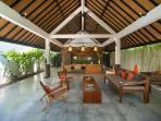 Beautiful spacious living pavilion