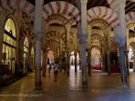 La Mezquita in Córdoba to 1,30 h