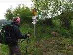 GR3 France's oldest Walking Route passes through Arfeuilles