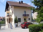 Apartment(***)  Apartment with triple - bedded rooms (100 m2) with living room and bathroom wi