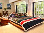 Master Suite has King bed