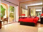 Guest Bedroom is spacious