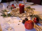 les belles tables du Domaine de Ferchaud
