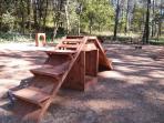 Parque agility para perros / Agility dog park