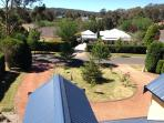 Front yard - Aerial view.