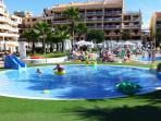 Complex Heated Pools