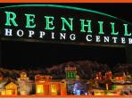 Greenhills Shopping Center, a bargain shopping mall