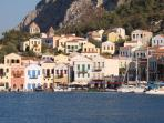 Uniquely authentic Greek Island - Kastellorizo