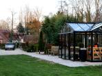 l'orangerie du Domaine de Ferchaud
