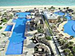 Encanto Pools on the Sea of Cortez Beach