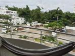 Balcony/Balcon con amaca