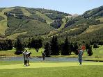 Play a round of golf on the many beautiful courses in Park City!