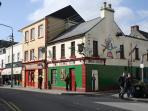 Local drinking and music establishment