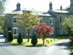 Coed y Celyn Hall. Our Sister Property. 6 self catering apartments