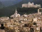 Spoleto sightseeing