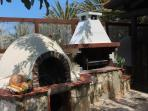 Bread Oven and BBQ