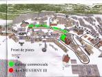 Plan de station et Situation du studio Point Rouge