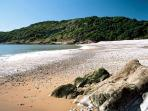 PWLL DU BAY, SWANSEA  The most beautiful beaches to visit in the UK 35 minutes from Vijaygardens