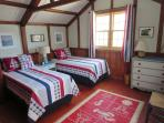 Bedroom on 1st floor - 51 Eliphamets Lane Chatham (Captains House) Cape Cod New England Vacation Rentals
