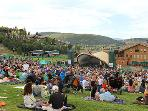 Weekly free outdoor summer concerts at Deer Valley, Canyons, Park City & Kimball Junction.