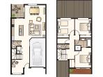 Executive Townhouse - Floorplan