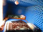 chambre lit triple