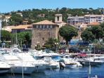 Ste Maxime - harbor