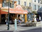 Ste Maxime - town
