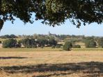 View of local village Madré on one of our country walks