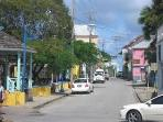 Speightstown - local shopping area